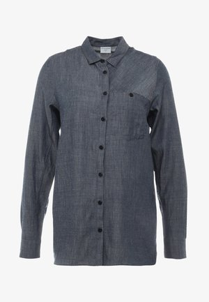 OUT AND ABOUT SHIRT - Button-down blouse - blue illusion