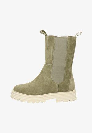 HAVANAH  - Platform ankle boots - taupe