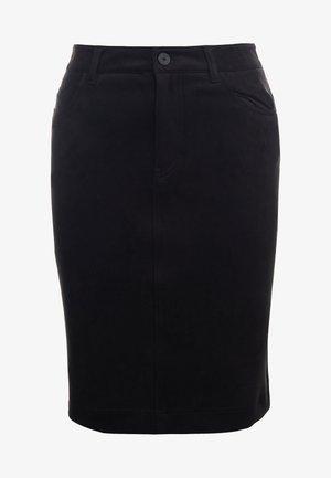BACHIARA - Pencil skirt - black