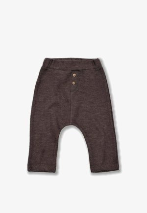 Button Detailed Ottoman Pant (1 to 5 years) - Tracksuit bottoms - brown