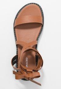 Even&Odd - Sandals - cognac - 3