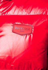 Duvetica - AUVATRE - Bunda zprachového peří - rosso cinese - 5