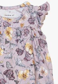 Name it - NBFJAJERS DRESS SET - Leggings - violet ice - 3