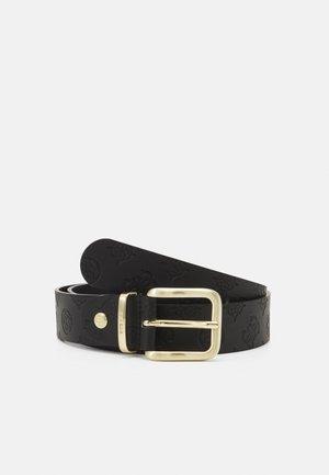 BEA ADJUSTABLE PANT BELT - Belt - black