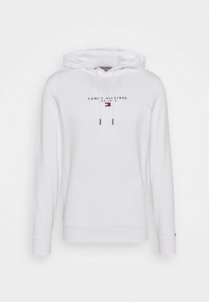 ESSENTIAL HOODY - Sweat à capuche - white
