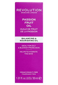 Revolution Skincare - PASSION FRUIT OIL - Face oil - - - 1