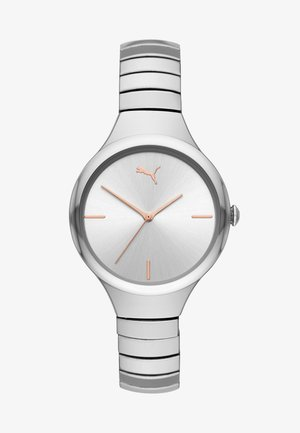 CONTOUR - Watch - silver-coloured