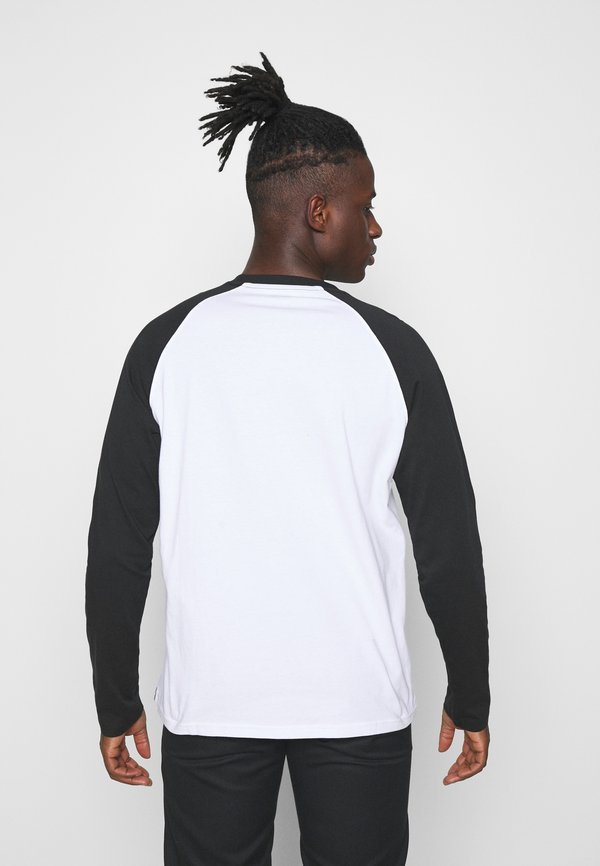 Dickies COLOGNE - Bluzka z długim rękawem - black/czarny Odzież Męska ZXVB
