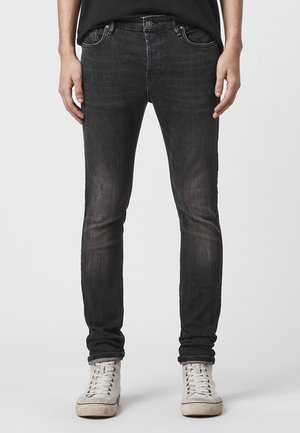 CIGARETTE - Jean slim - black