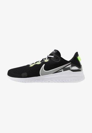 RENEW RIDE - Obuwie do biegania treningowe - black/white/ghost green/light smoke grey/dark smoke grey/sapphire