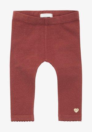 SEATAC - Leggings - Trousers - henna