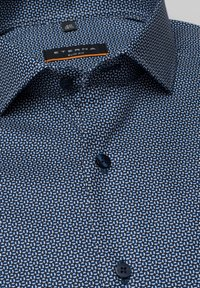 Eterna - SUPER SLIM FIT - Formal shirt - marine - 4