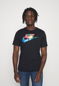Nike Sportswear - TEE SPRING BREAK - Print T-shirt - black - 0