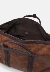 ALDO - VOLKODAV - Weekend bag - dark brown - 2