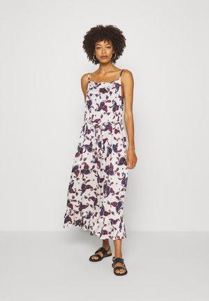 OLIVIA - Maxi dress - dry rose