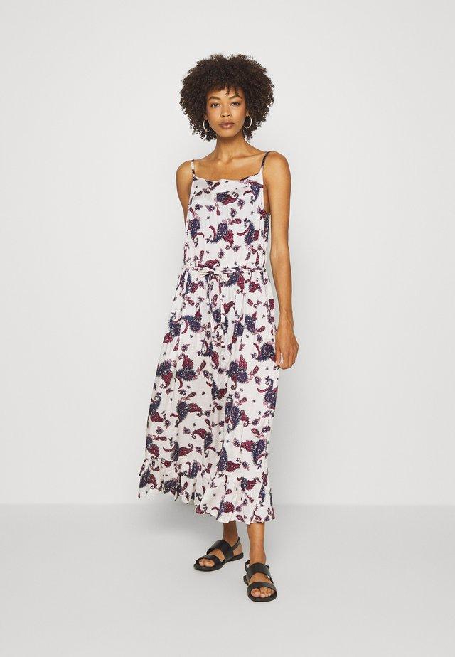 OLIVIA - Vestido largo - dry rose