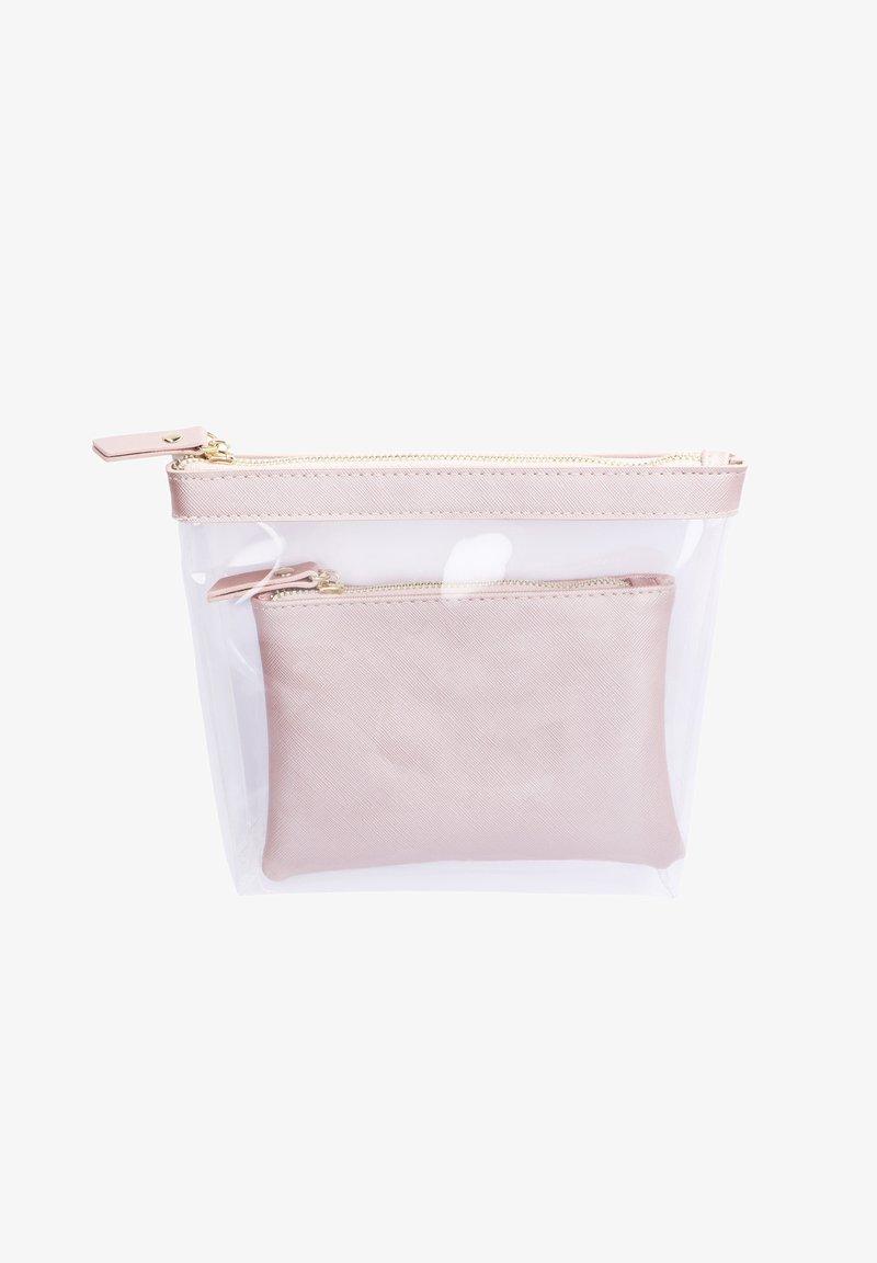 Six - Wash bag - rosafarben