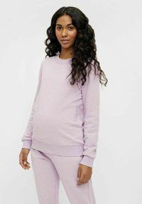 Pieces Maternity - PCMPIP - Sweatshirt - orchid bloom - 0
