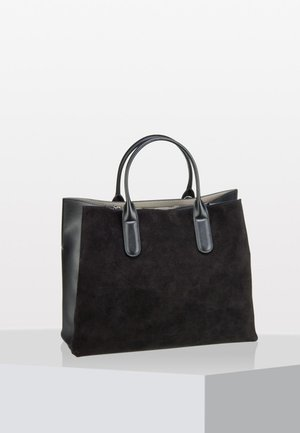 SANDY - Tote bag - black