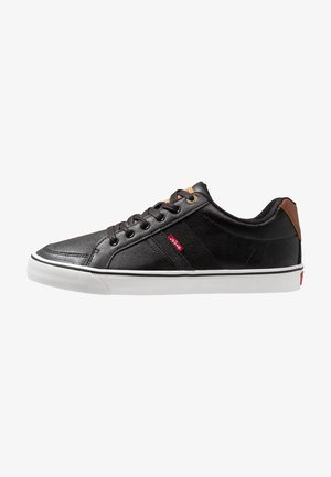 TURNER - Sneakers laag - regular black