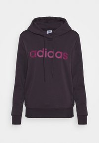 adidas Performance - Jersey con capucha - noble purple/power berry - 4