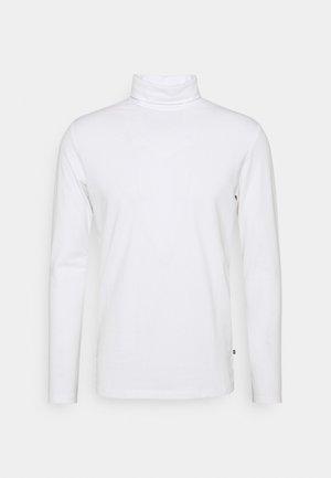 MAJOSEPH LS - Maglietta a manica lunga - white
