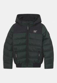 Cars Jeans - FRAME  - Winter jacket - bottle - 0