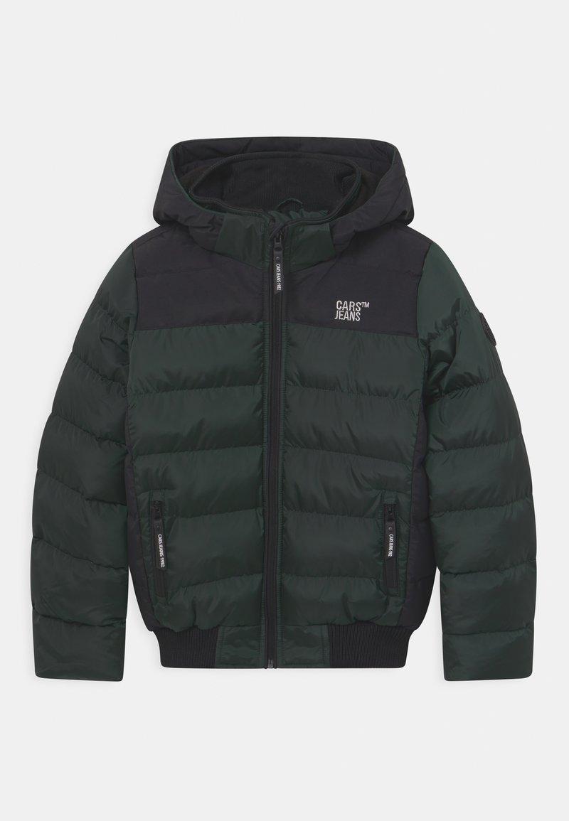 Cars Jeans - FRAME  - Winter jacket - bottle