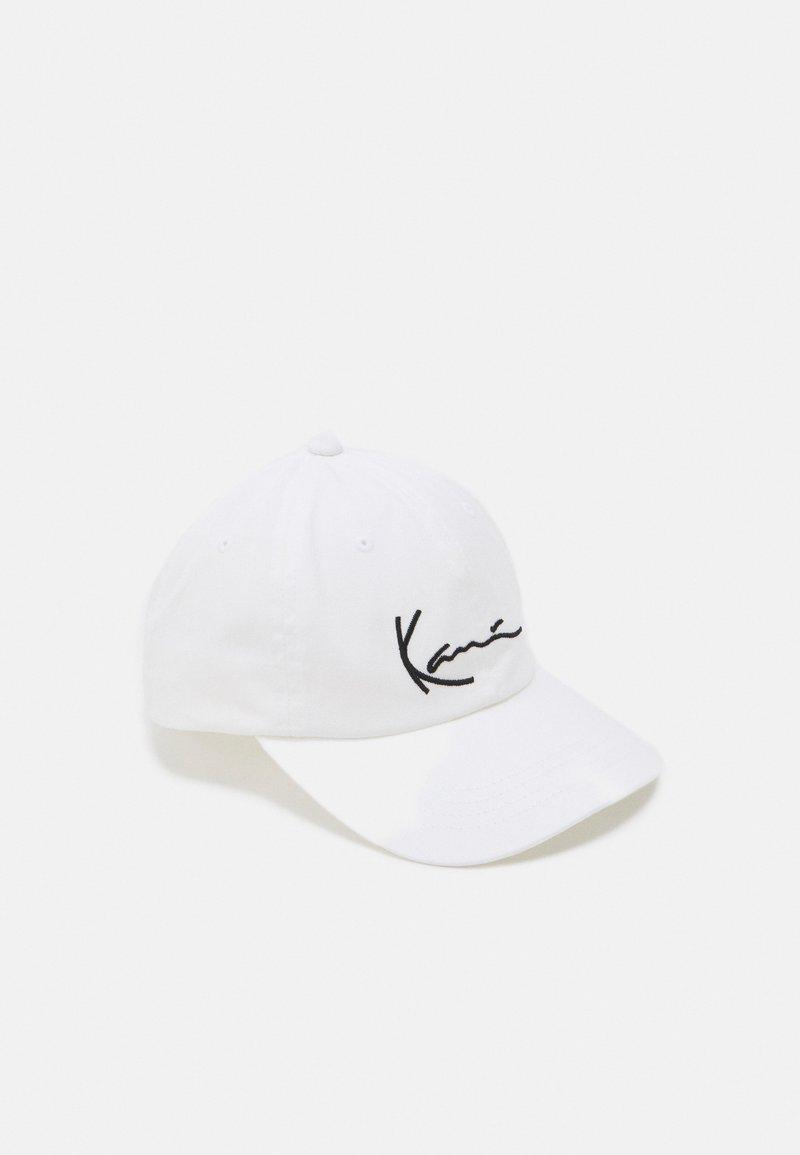 Karl Kani - SIGNATURE UNISEX - Cap - white