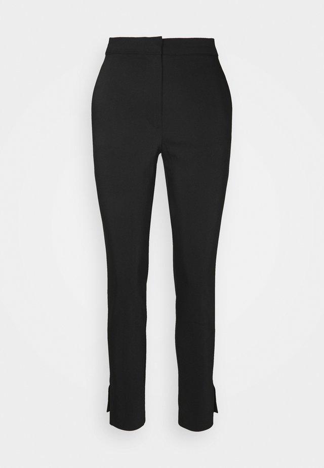 YASFAME PANTS  - Bukse - black