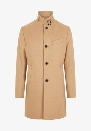 Short coat - camel brown