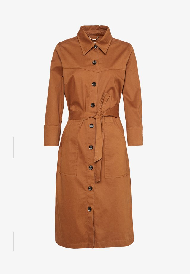 SELBY COLE DRESS - Korte jurk - deer brown
