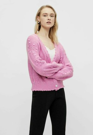 YASBARBARA - Vest - fuchsia pink