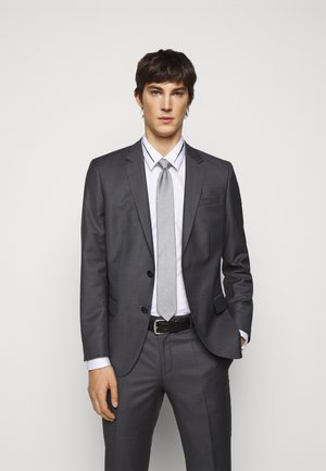 TIE  - Tie - medium grey