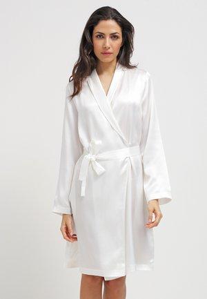 VESTAGLIA CORTA - Dressing gown - naturale