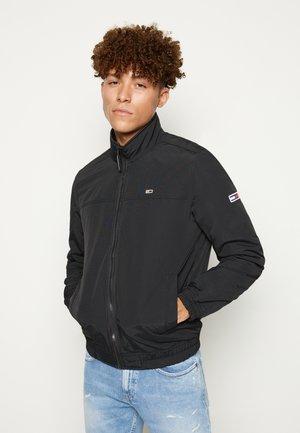 ESSENTIAL PADDED JACKET - Light jacket - black