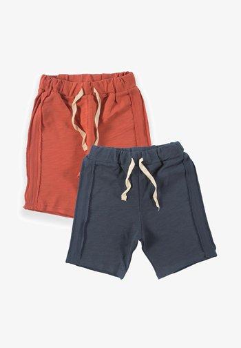 2 PACK CAPRI SET - Shorts - red