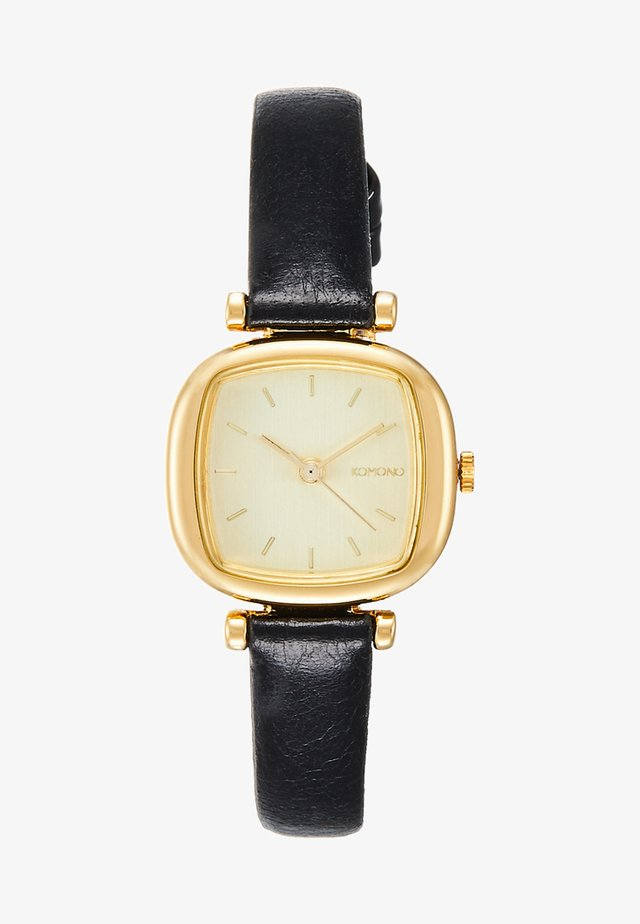 Orologio - gold-coloured/black
