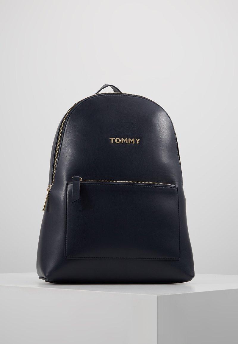 Tommy Hilfiger - ICONIC BACKPACK - Mochila - blue