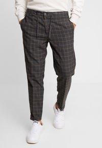 Burton Menswear London - WINDOW - Kalhoty - mid grey - 0