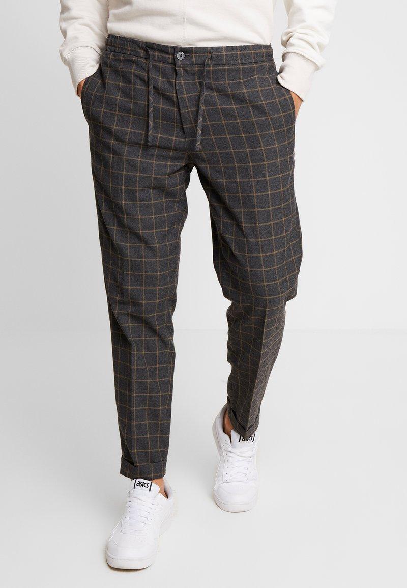Burton Menswear London - WINDOW - Kalhoty - mid grey