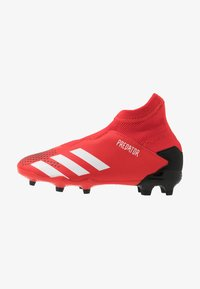 adidas Performance - PREDATOR 20.3 LL FG - Moulded stud football boots - active red/footwear white/core black - 1