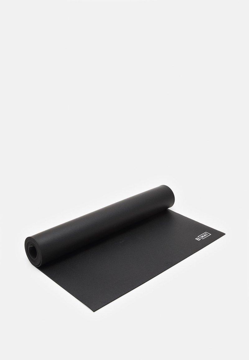 B YOGA - MAT EVERYDAY LONG UNISEX - Kuntoilutarvikkeet - black