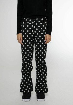 ANGLE - Snow pants - true black