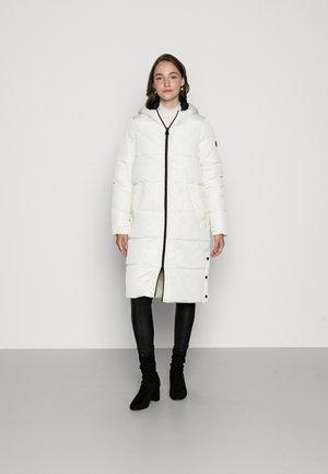 ONLAMANDA LONG PUFFER COAT - Winter coat - cloud dancer