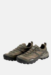 Mammut - DUCAN - Hiking shoes - olive-dark - 2