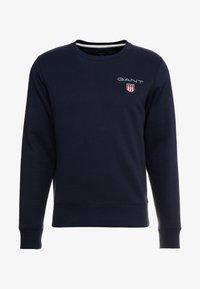 GANT - MEDIUM SHIELD CNECK - Sweatshirt - evening blue - 3