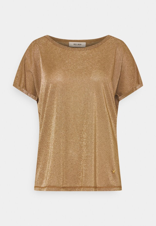 KAY TEE - T-shirt basic - toasted cocount