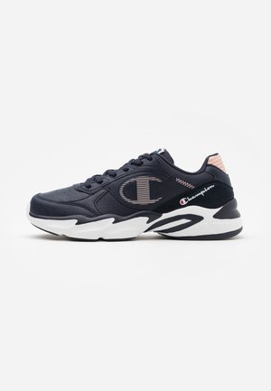 LOW CUT SHOE NORMAN - Zapatillas de entrenamiento - dark blue