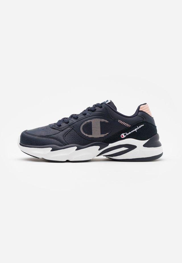 LOW CUT SHOE NORMAN - Chaussures d'entraînement et de fitness - dark blue